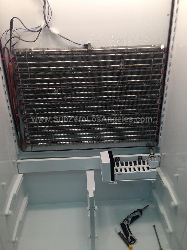 Refrigerator Condenser Fan Motor Replacement