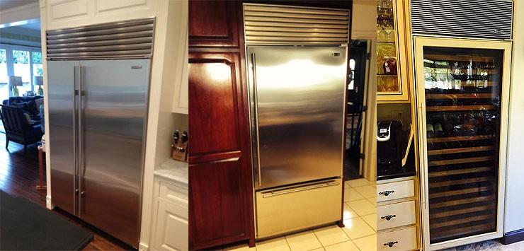 3-sub-zero-refrigeraotors-repir-and-service-done-collage-2015