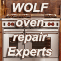 Wolf oven repair ad