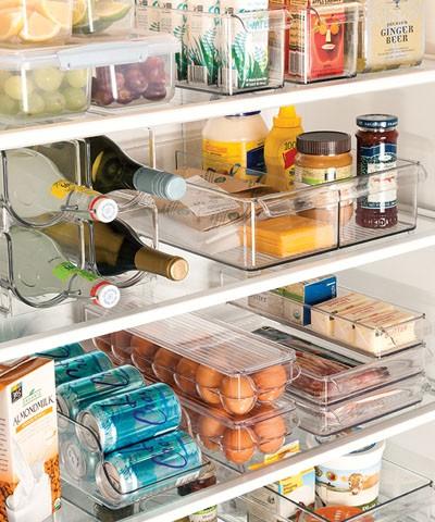 Refrigerator And Freezer Organization Sub Zero