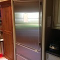 Sub-Zero refrigerator Service Light Blinking