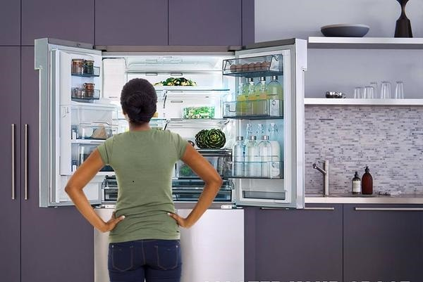 What is the proper temperature a fridge and freezer should be