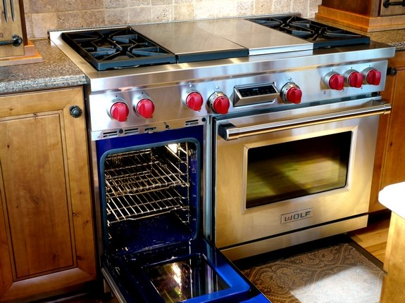 two two gas burner cooktop