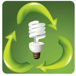 Energy Saving Tips recycle