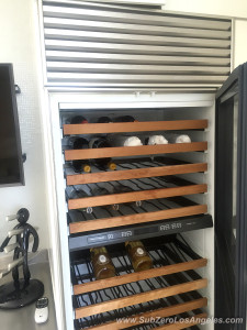 sub-zero-450-wine-refrigerator-repaired-August-2015-Beverly-Hills-CA-image-2