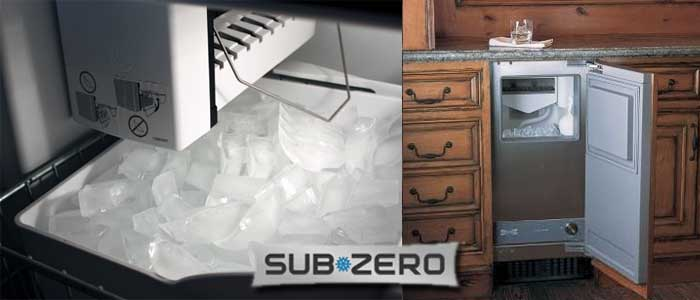 Professional Sub Zero Ice Maker Repair Service