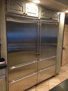 700 Series Tech Help Sub Zero Refrigerator Freezer