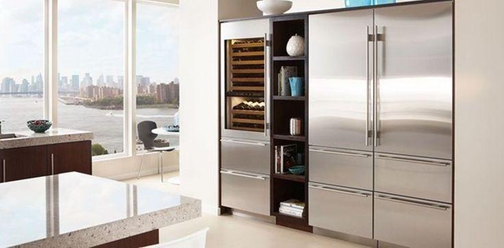 Sub Zero Refrigeration Built In Series Tech Help