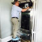 Sub Zero 648PRO refrigerator repaired in Malibu CA