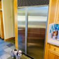 Sub-Zero 532 model refrigerator, still in very great condition, repaired in Marvista Los Angeles