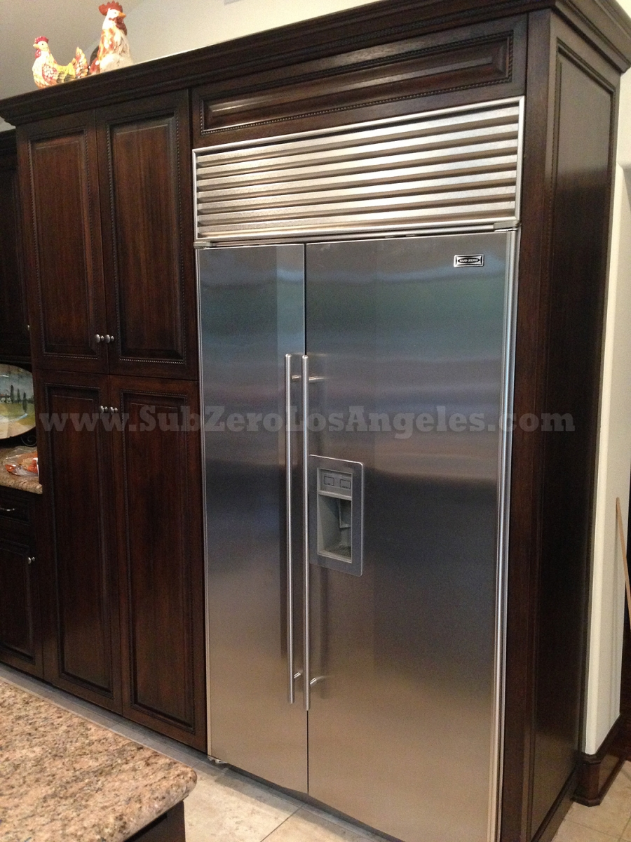 Sub Zero Parts look up - Sub Zero Refrigerator Freezer ...