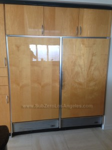 Sub-Zero-321-RFD-model-refrigerator-repaired-in-Hollywood-Hills-Mntn-Olympus-dr-April-2014