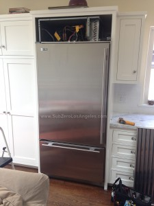 Sub-Zero-refrigerator-650-model-repaired-in-Sanata-Monica-CA-at-May-17-2014-part-1