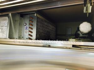 Sub-Zero-refrigerator-BI-48-repaired-Beverly-Hills-CA-Feb-2016-2-condenser-Sub-Zero-water-filter-replaced