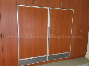 Sub-Zero-refrigerator-and-freezer-501-F-and-501-R-repaired-in-Beverly-Hills-CA-Dec-2013