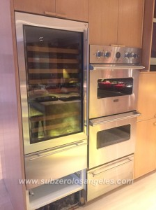 sub-zero-glass-door-refrigerator-700-series-repaired-in-Beverly-Hills-CA-2015-july